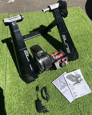 Elite Novo Smart B + - Smart Turbo Trainer With Bluetooth - Foldable - Inc Riser • 160£