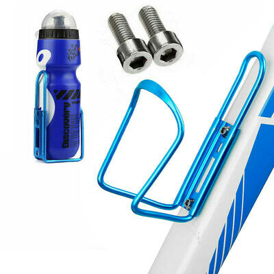 650ML Mountain Bike Bicycle Cycling Water Drink Bottle And Holder Cage Creative • 7.69£