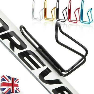 Aluminium Alloy MTN Bike Water Bottle Holder Bicycle Drink Water Rack Cages Uk • 4.97£
