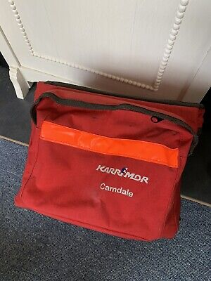 Vintage Karrimor Handlebar Top Box For Cycle • 9.50£