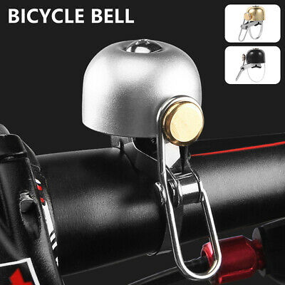 Cycling Bike Bicycle Handlebar Bell Ring Loud Horn Safety Sound Alarm • 5.49£