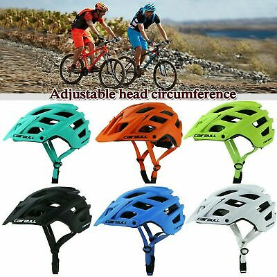 CAIRBULL Unisex Road Cycling Visor MTB Bicycle Mountain Bike Sport Safety Helmet • 22.99£