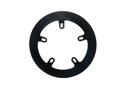 Replacement Bicycle Chain Guard / Chain Protector Chainset Fit - Black 110mm BCD • 6.99£