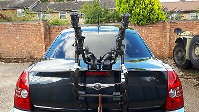 Peruzzo Verona 3 Cycle Carrier For Saloon, Estate Or Hatchback Cars • 21£
