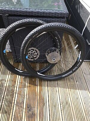 Giant 27.5 S Xc-2 Wheels With Tyres , Cassette And Disc Rotors. • 65.06£