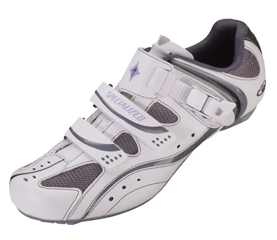 Specialised Torch Women's Road Cycling Shoes NEW Bike White Size UK 9 EU 41 • 39.99£