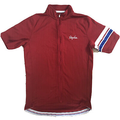 Rapha Country Jersey The Briton Red Large • 20£