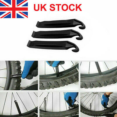 3pcs Plastic Mountain Bike Tyre Lever Cycle Puncture Repair Tool For Bicycle UK • 1.99£