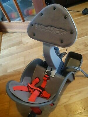 Weeride Safe Front Baby Child Bike Seat • 45£