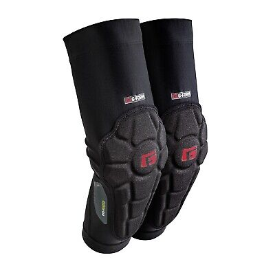 G-Form Pro Rugged Elbow Guard Pad Protector Adult L - Black • 9£