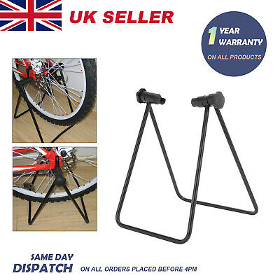 MTB Bike Floor Stand Storage Display Rack Work Repair Maintenance Bicycle Cycle • 7.99£