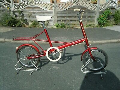 Moulton Bike Bicycle 15  Frame Very Good Condition • 125£
