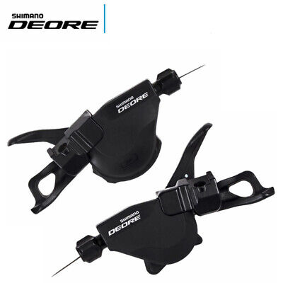 Shimano Deore SL-M610 10 X 3 Or 10 X 2 Speed I-Spec Shifter Set • 28.99£