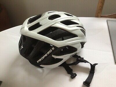 Specialized Propero 2 Cycling  White Helmet Small • 20£