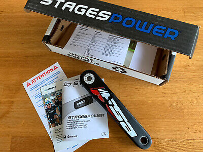 Stages Power Meter - FSA SL-K 175mm Single Sided • 99£