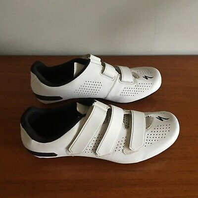 Specialized Road Sport Shoes EU43 UK8.6 27.5CM White Good Condition • 33£