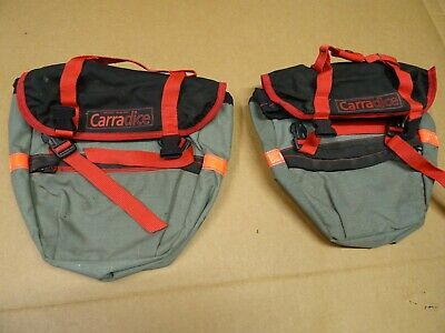Carradice Front Low Rider Panniers X 2 • 59.95£