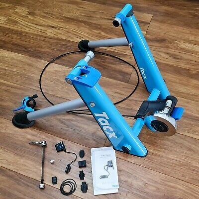 Tacx Blue Matic SMART Turbo Trainer W/ Speed/Cadence Sensor *ZWIFT Compatible* • 142£