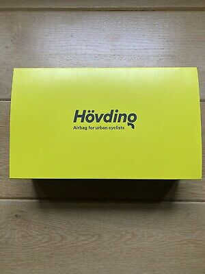 Hovding 3 Airbag For Urban Cyclist BRAND NEW IN BOX • 180£