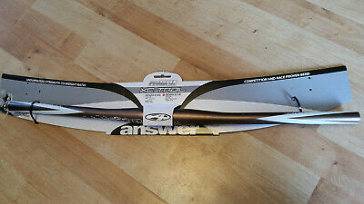 Answer MTB Protaper XC Flat Bars 685mm 3 Degree Backsweep • 15.50£