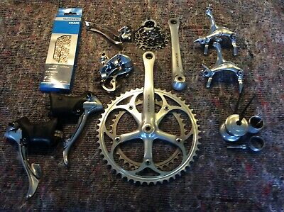 Shimano Dura Ace, 9 Speed Groupset, Excellent Condition, 7400/7700 Series • 380£