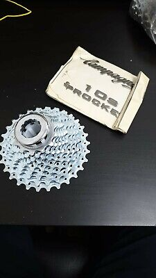 Campagnolo Veloce 10 Speed 13-29T Cassette New Without Box! • 24£