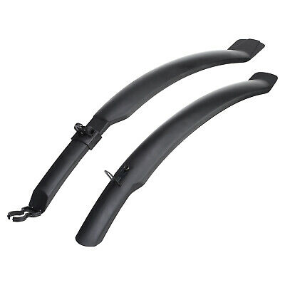 "Pedalpro Cycle 26"" Mudguards Front & Rear Mountain Bike/bicycle Mud Guards Set • 5.79£"
