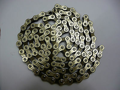 KMC Z51 6 / 7 / 8 Speed Bike Chain Bicycle 116 Links NEW MTB Road 1/2  X 3/32   • 8.99£