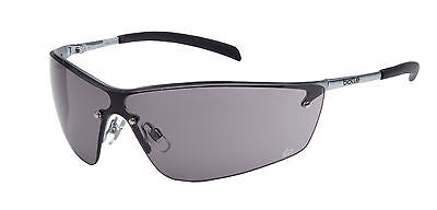 Bolle Silium Safety Glasses Spectacles - Smoke Lens - Anti Mist - SILPSF • 9.94£