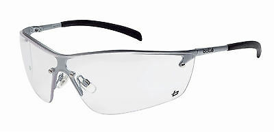 Bolle Silium Safety Glasses Spectacles - Clear Lens - Anti Mist - SILPSI • 9.49£