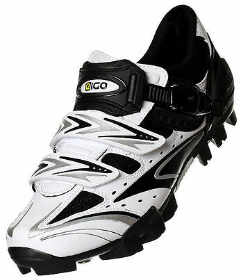 Eigo Vega Kids Cycle Shoes - Bmx Mtb Mountain Bike Spd Youth Junior • 29.99£