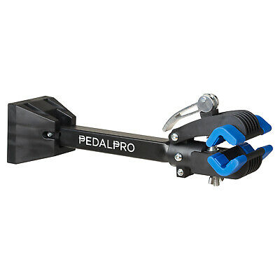 PedalPro Wall Mounted Bicycle/Bike Repair Maintenance Stand Storage Hanger Brack • 23.99£