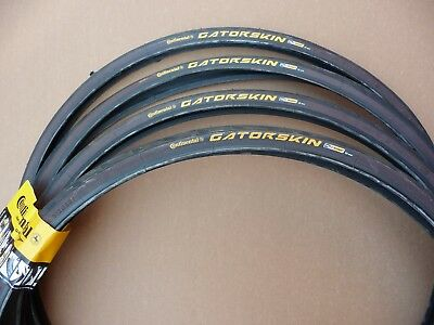 TYRES Continental Gatorskin Duraguard Puncture Protection Road Hybird Bike Cycle • 29.99£