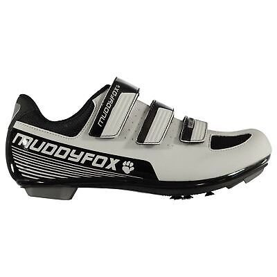 Muddyfox RBS100 Youngster Cycling Shoes Childrens - Road Ventilated Mesh Panels • 27.99£