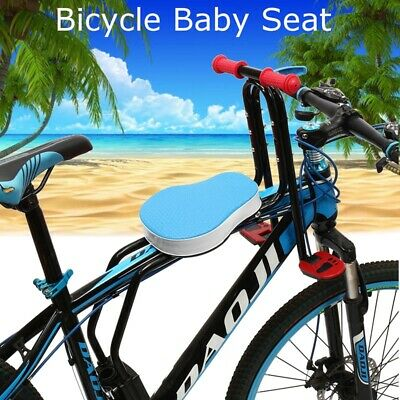 Safety Stable Baby Child Kids Bicycle Bike Front Seat Chair Carrier Sport Seats • 35.38£