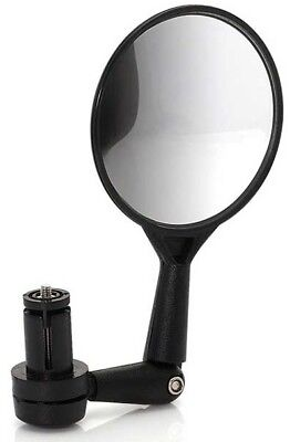 XLC Fully Adjustable View Bar End Bike Cycle Mirror MRK02. 2503240100 • 9.99£