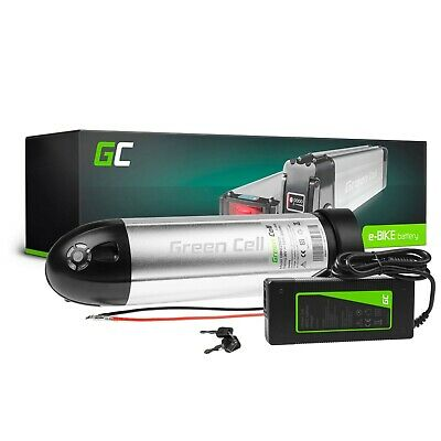 E-Bike Battery 36V 12Ah Li-Ion Bottle With Charger Electric Bicycle • 219.95£