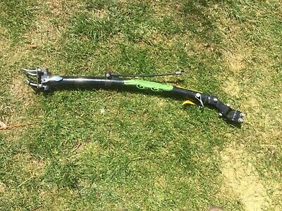 Trail Gator Bike Tow Bar 16-20  Black - Kids. • 16£