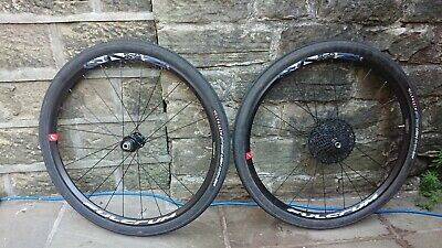 Fulcrum Racing 700DB 650b Gravel Adventure Road / Mtb Wheelset Inc Clement Tyres • 60£