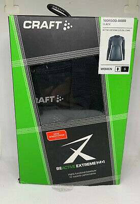 Craft Womens Active Extreme 2.0 CN LS WS Size S • 23.95£