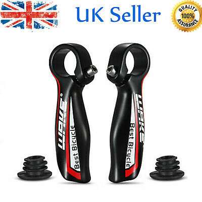 1 Pair Alumimun Alloy Bicycle Bar End Mountain Bike Handlebar End 22.2MM M2T9 • 6.59£