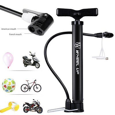 120psi Portable Mini Bicycle Pump Mountain Bike Air Pressure Tyre Ball Inflator • 7.46£