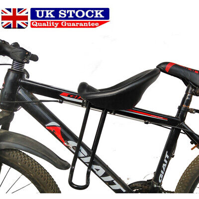 NEW CHILD SEAT Top Tube Bicycle Child Seat For Bike 2020 • 26.99£