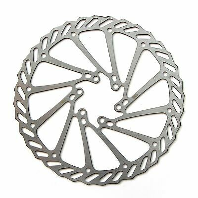 Clarks MTB Hybrid Bike Disc Brake Rotor - Steel 160mm/180mm 6 Bolt • 5.99£