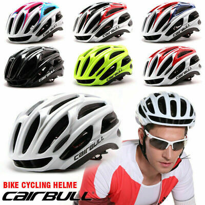 UK CAIRBULL Cycling Bicycle Adult Mens Womens MTB Road Bike Safety Helmet • 21.98£