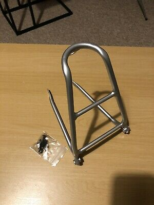 Lightweight Bike Rear Rack Cargo Holder Support Stand Modified Rack For Brompton • 17£