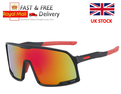 Cycling Sport Running Sunglasses Polarized UV400 Eyewear Outdoor Sutro • 19.80£
