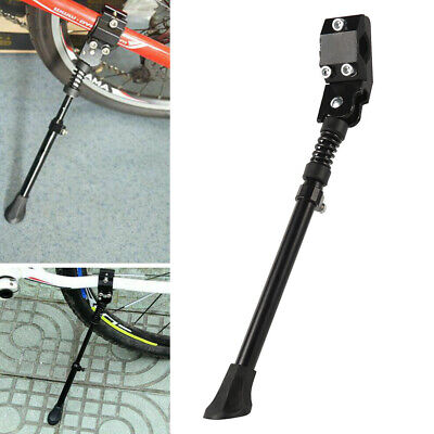 Bike Kick Stand Cycle Rubber Foot Heavy Duty Adjustable Prop Bicycle Mountain UK • 7.39£
