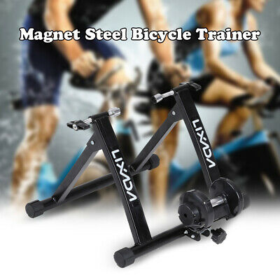 Magnetic Indoor Bike Trainer For Road/Mountain Bicycle 26 , 27  700C Wheels I8I0 • 44.69£