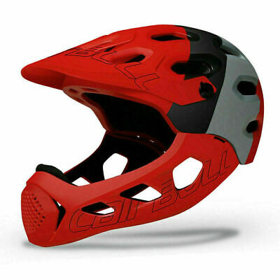 Cairbull Bicycle Full Face Helmet MTB Road Cycling Bike Extreme Sports Safety • 45.99£